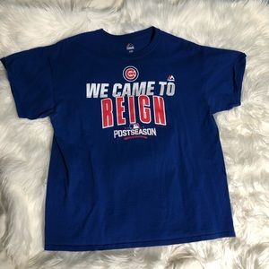 Chicago Cubs 〰️ Tee 〰️ Size L